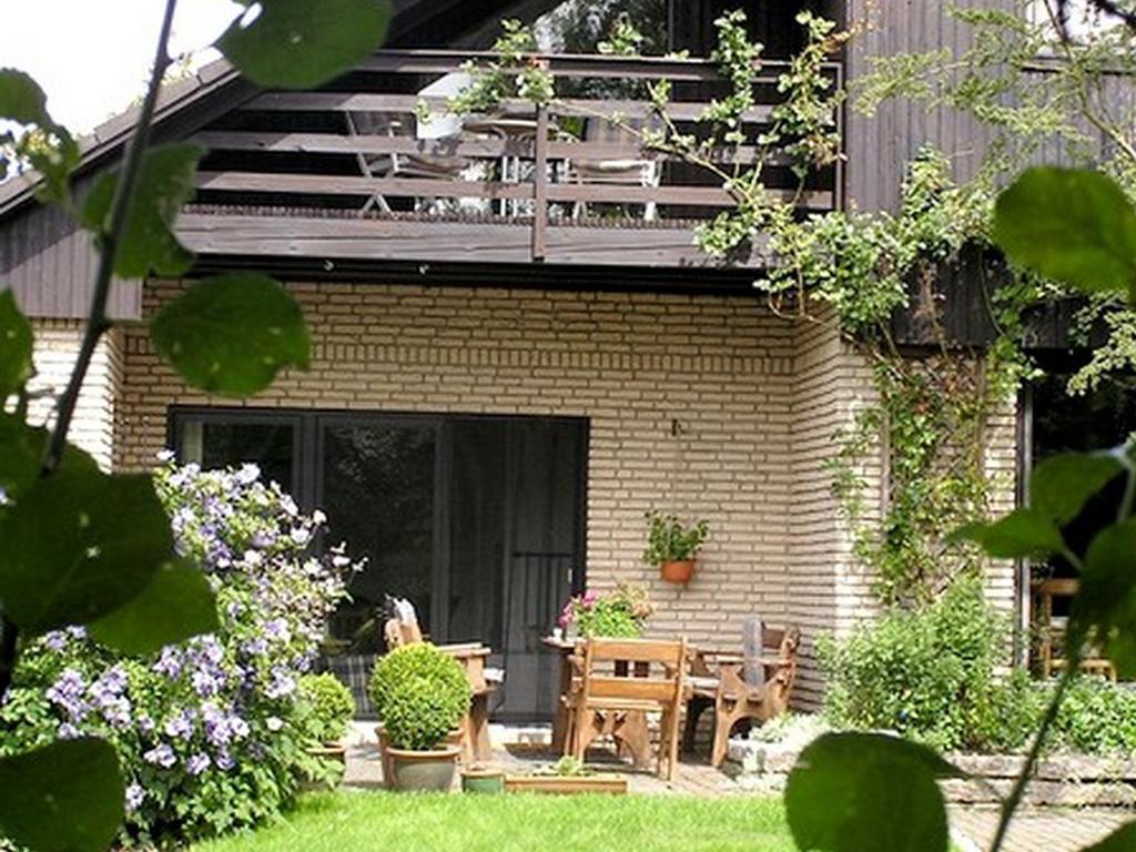 Terrasse und Balkon